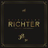 Sviatoslav Richter 100, Vol. 38 (Live) by Various Artists