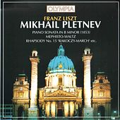 Liszt: Sonata in B Minor. Piano Pieces by Mikhail Pletnev