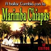 12 Exitos a Bailar Cumbia Con La by Marimba Chiapas