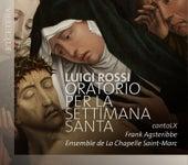 Rossi: Oratorio per la Settimana Santa by Various Artists