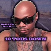 Ten Toes Down by Baz