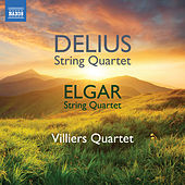 Delius & Elgar: String Quartets by Villiers Quartet