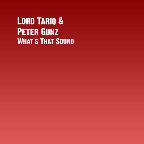 What's That Sound by Lord Tariq and Peter Gunz