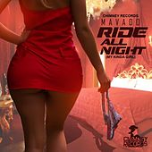 Mavado-Ride All Night (My Kinda Girl) - Single by Mavado