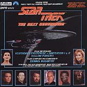 Star Trek: The Next Generation Vol. 3 by Dennis McCarthy