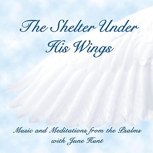 The Shelter Under His Wings by June Hunt