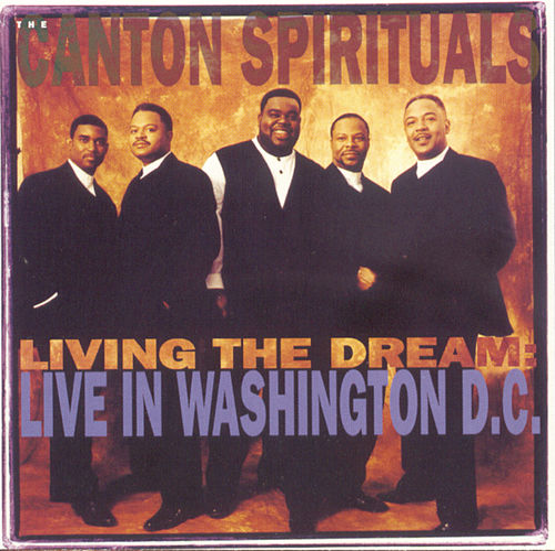 Live In Washington by Canton Spirituals