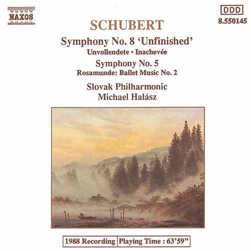 Play & Download Symphonies Nos. 8 and 5 by Franz Schubert | Napster