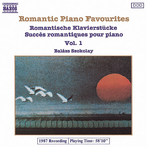 Play & Download Romantic Piano Favourites Vol. 1 by Various Artists | Napster