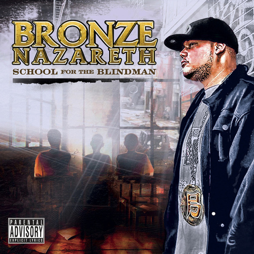 School for the Blindman by Bronze Nazareth