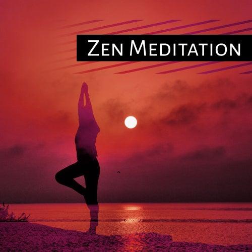 Zen Meditation – Inner Calmness, Harmony, Yoga Sounds, Deep Focus, Tibetan Music, Buddha Lounge, Meditate de Reiki