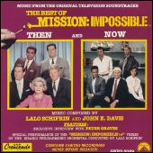 The Best Of Mission: Impossible - Then And Now by Various Artists