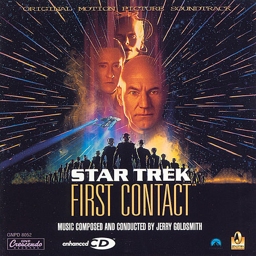 Play & Download Star Trek: First Contact by Jerry Goldsmith | Napster