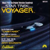 Play & Download Star Trek: Voyager by Jerry Goldsmith | Napster