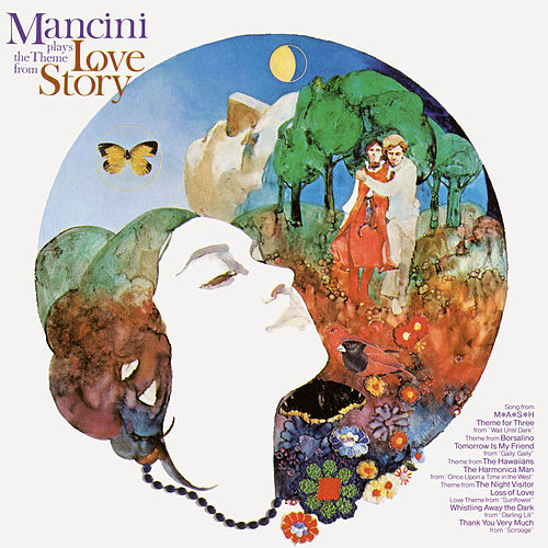 Mancini Plays the Theme from 'Love Story' de Henry Mancini