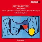 Lorentzen: Colori / Goldranken / Nachtigall / Abgrund / Five Easy Piano Pieces by Erik Kaltoft