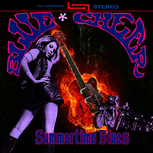 Play & Download Summertime Blues by Blue Cheer | Napster