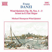 Play & Download Wind Quintets Op. 56, Nos. 1-3 Sextet by Franz Danzi | Napster