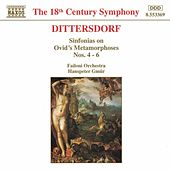 Play & Download Sinfonias Nos. 4-6 by Carl Ditters von Dittersdorf | Napster