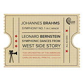 Brahms: Symphony No. 1 in C Minor, Op. 68 - Bernstein: Symphonic Dances from West Side Story (Live) by YOA Orchestra of the Americas