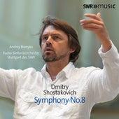 Shostakovich: Symphony No. 8 in C Minor, Op. 65 by Radio-Sinfonieorchester Stuttgart des SWR