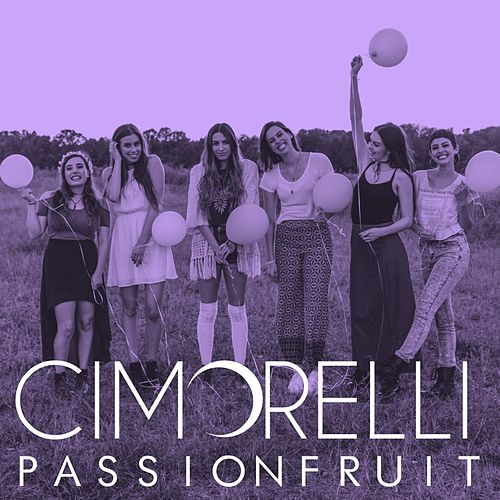 Passionfruit by Cimorelli
