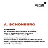 Schönberg: Serenade, Op. 24 by Pierre Boulez
