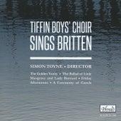 Tiffin Boys' Choir Sings Britten by Simon Toyne