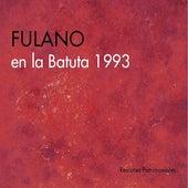Fulano en la Batuta 1993 (En Vivo en Santiago de Chile) by Fulano