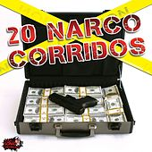 20 Narcos Corridos by Various Artists