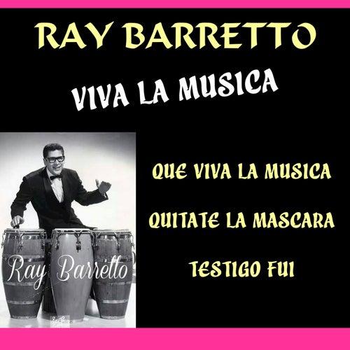 Viva la Musica von Ray Barretto