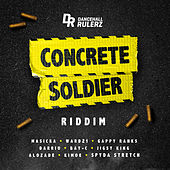 Play & Download Concrete Soldier Riddim by Various Artists | Napster