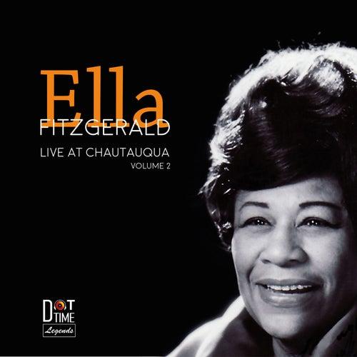Live at Chautauqua, Vol. 2 (Live) di Ella Fitzgerald