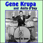 Gene Krupa and Anita O'day (Two in Love) by Gene Krupa