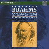 Brahms: Symphony No. 2 - Alto Rhapsody, Op. 53 by Various Artists