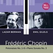 Chopin: Polonaises 1-6 & Piano Sonata No. 3 by Various Artists