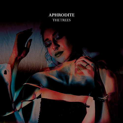 Aphrodite by Trees