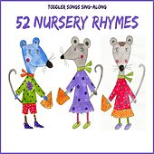 Toddler Songs Sing Along - 52 Nursery Rhymes by The Kiboomers