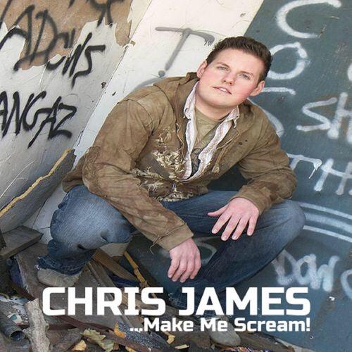 ...Make Me Scream by Chris James