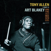 Moanin' by Tony Allen