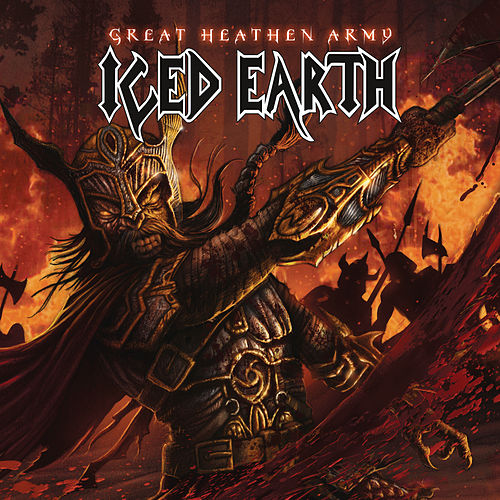 Great Heathen Army by Iced Earth
