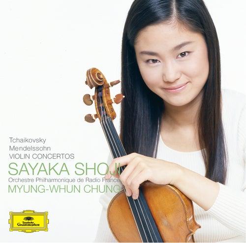 Play & Download Tchaikovsky & Mendelssohn: Violin Concertos by Sayaka Shoji | Napster