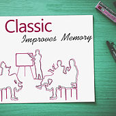 Classic Improves Memory – Deep Concentration, Relaxation Sounds for Study, Easy Learning, Train Your Mind, Bach, Mozart by Exam Study Music Academy