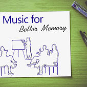 Music for Better Memory – Classical Sounds for Study, Concentration, Brain Power, Easier Work with Mozart, Bach, Beethoven by Konzentration Musikexperten