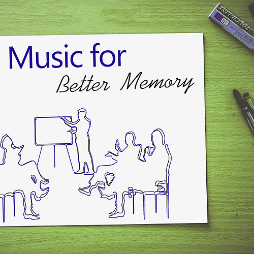 Music for Better Memory – Classical Sounds for Study, Concentration, Brain Power, Easier Work with Mozart, Bach, Beethoven de Konzentration Musikexperten