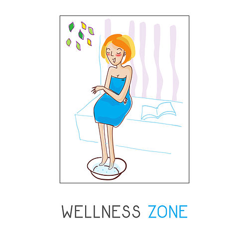 Wellness Zone – Healing Sounds of Nature to Massage, Pure Relaxation, Deep Meditation Spa, New Age von Wellness