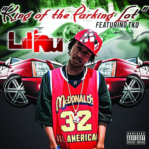 King of the Parking Lot (feat. Tko) by Lil' Ru
