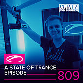 A State Of Trance Episode 809 by Armin Van Buuren