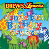 Drew's Famous Jungle Fun Birthday Party Music by The Hit Crew(1)