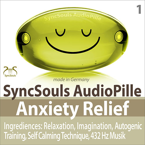 Anxiety Relief: Relaxation, Imagination, Self Calming Technique, Autogenic Training, 432 Hz Music (S von Colin Griffiths-Brown
